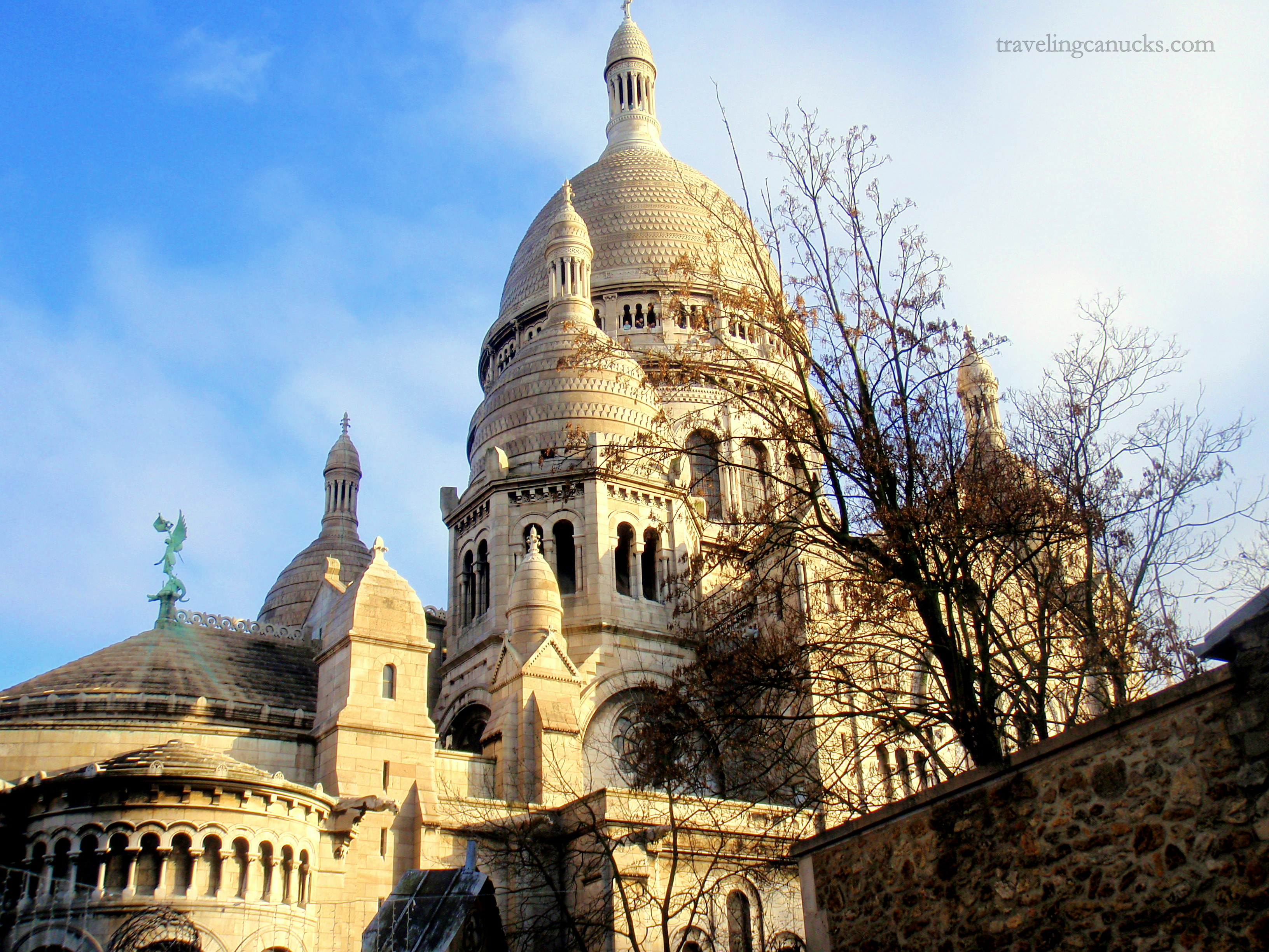Photo of the Week: Sacre Coeur Basilica, Paris