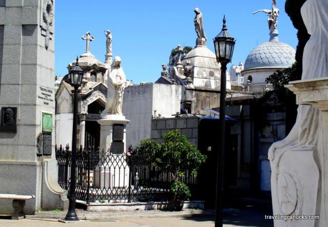 Photo Essay: Recoleta Cemetery in Buenos Aires, Argentina