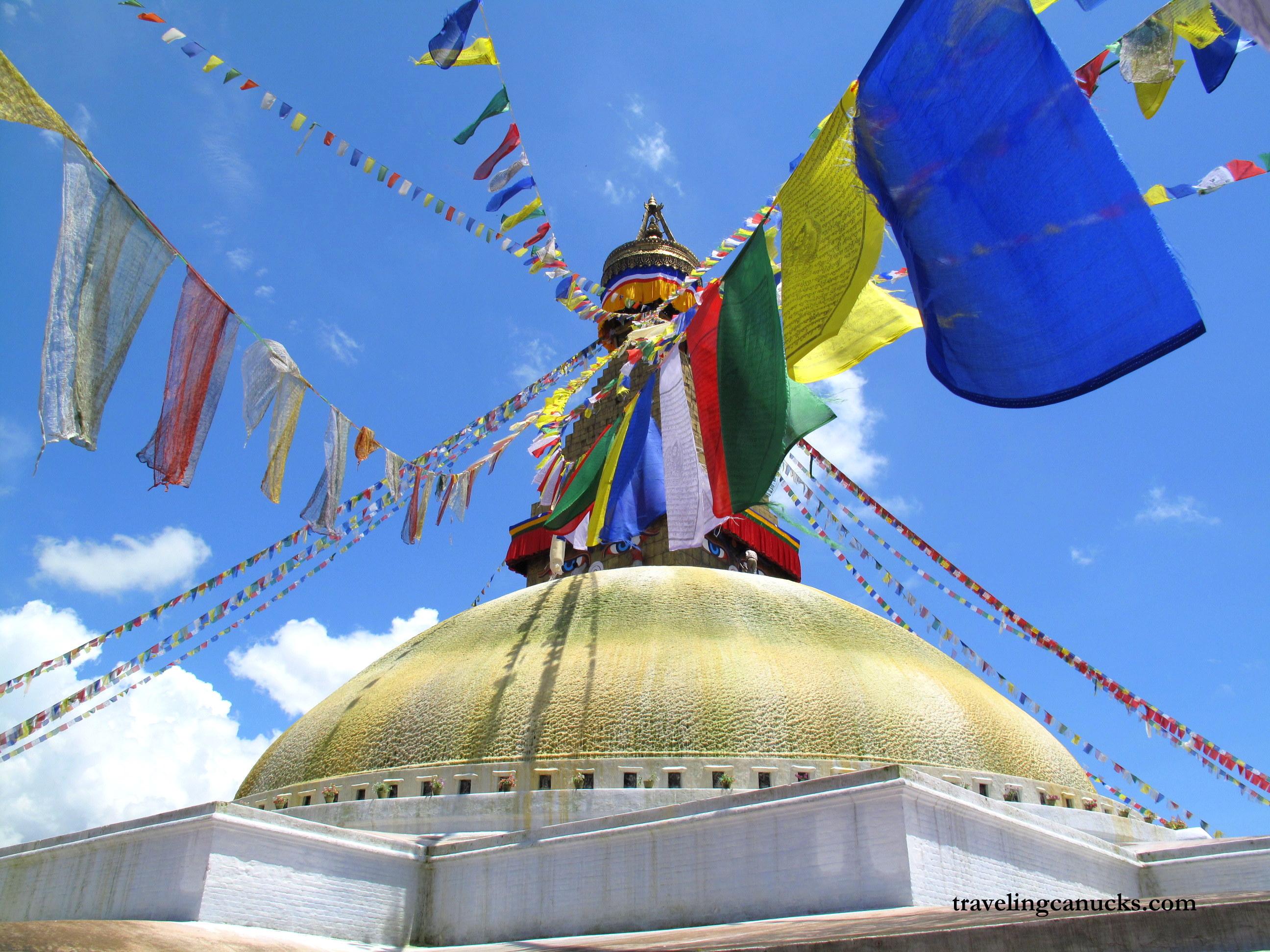 The Temples of Kathmandu (Video Slideshow)