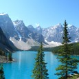 Short video on Canada's most spectacular lake; Banff National Park's Moraine Lake in Alberta's Rocky Mountains