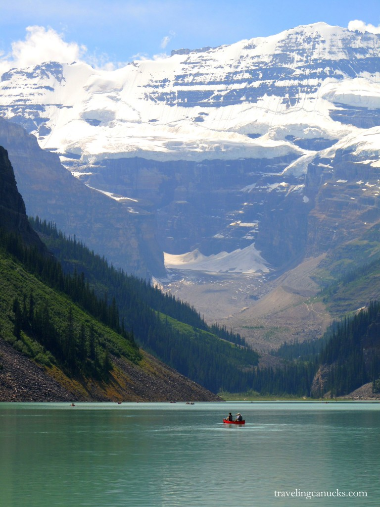 Lake Louise Glacier