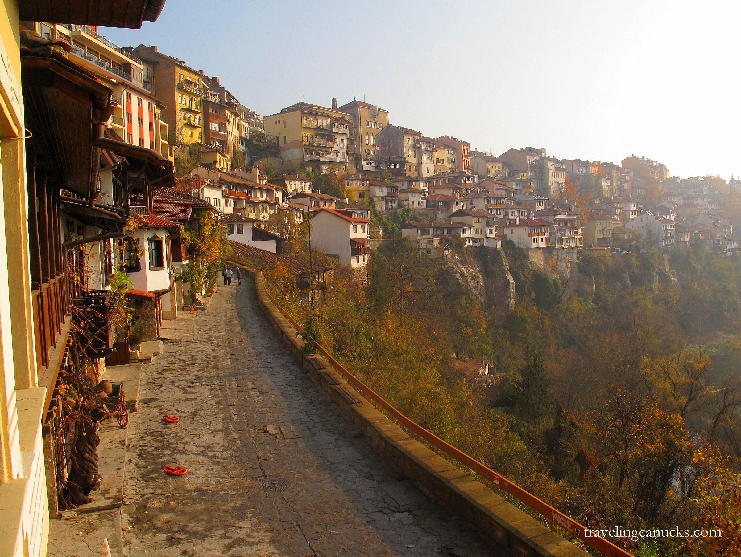 Photo of the Week: Autumn in Veliko Tarnovo, Bulgaria