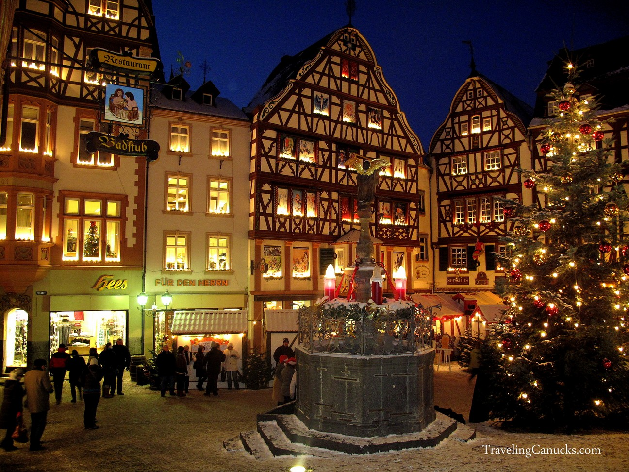 europes festive christmas markets germany - When Is Christmas In Germany