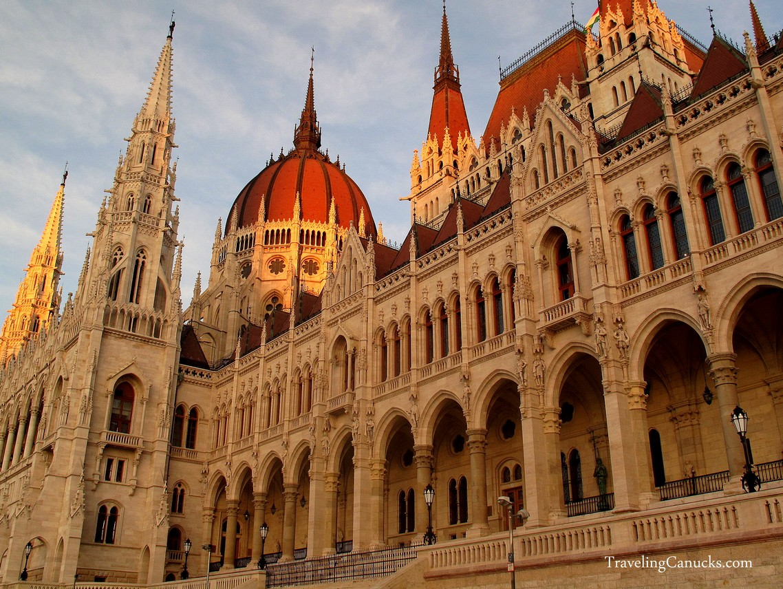 Photo of the Week: Hungarian Parliament Building