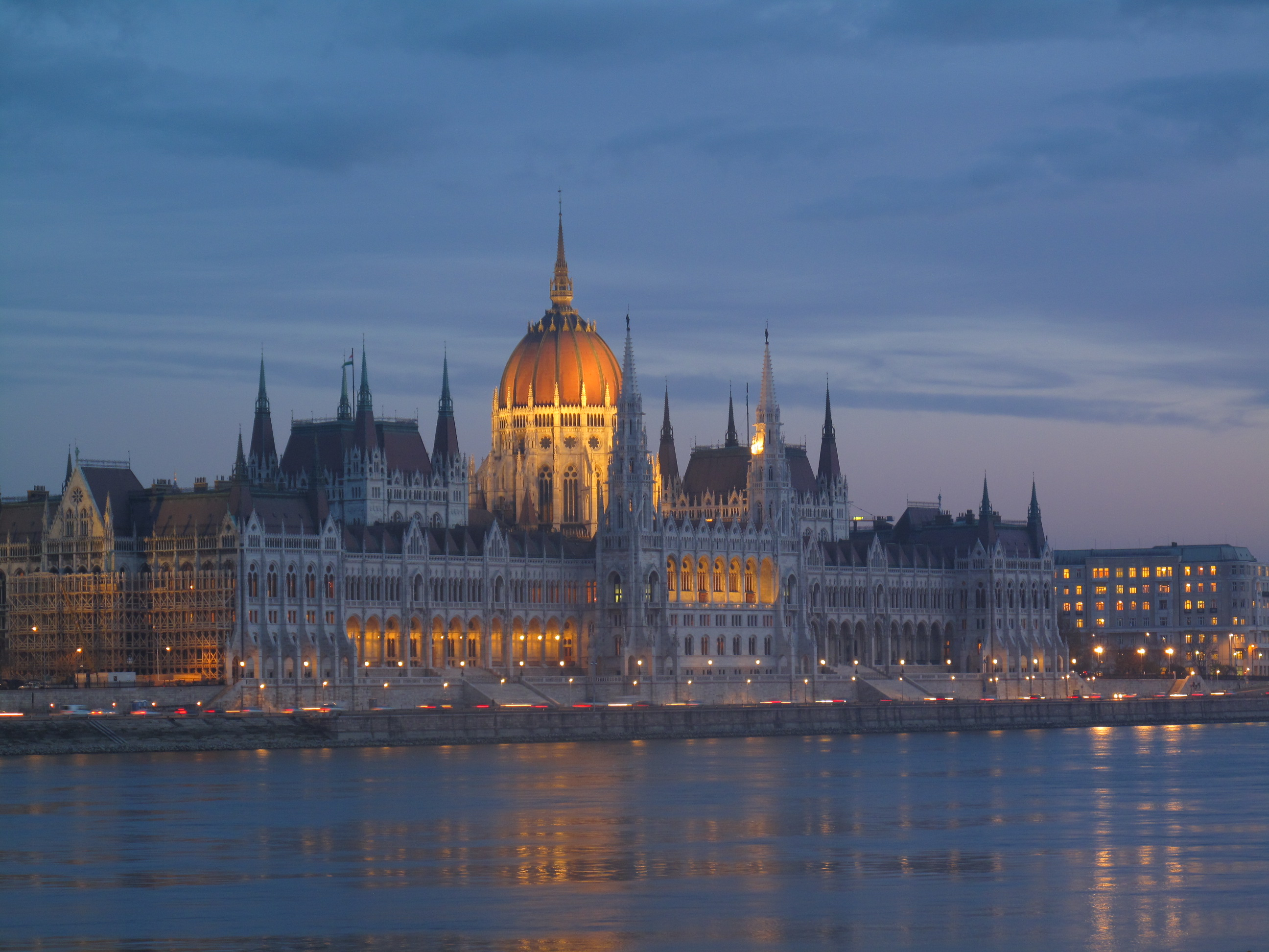 Photo of the Week: Architectural Marvel on the Danube