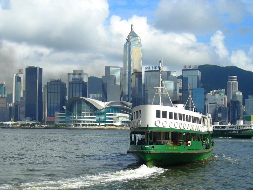 hong-kong-skyline-star-ferry