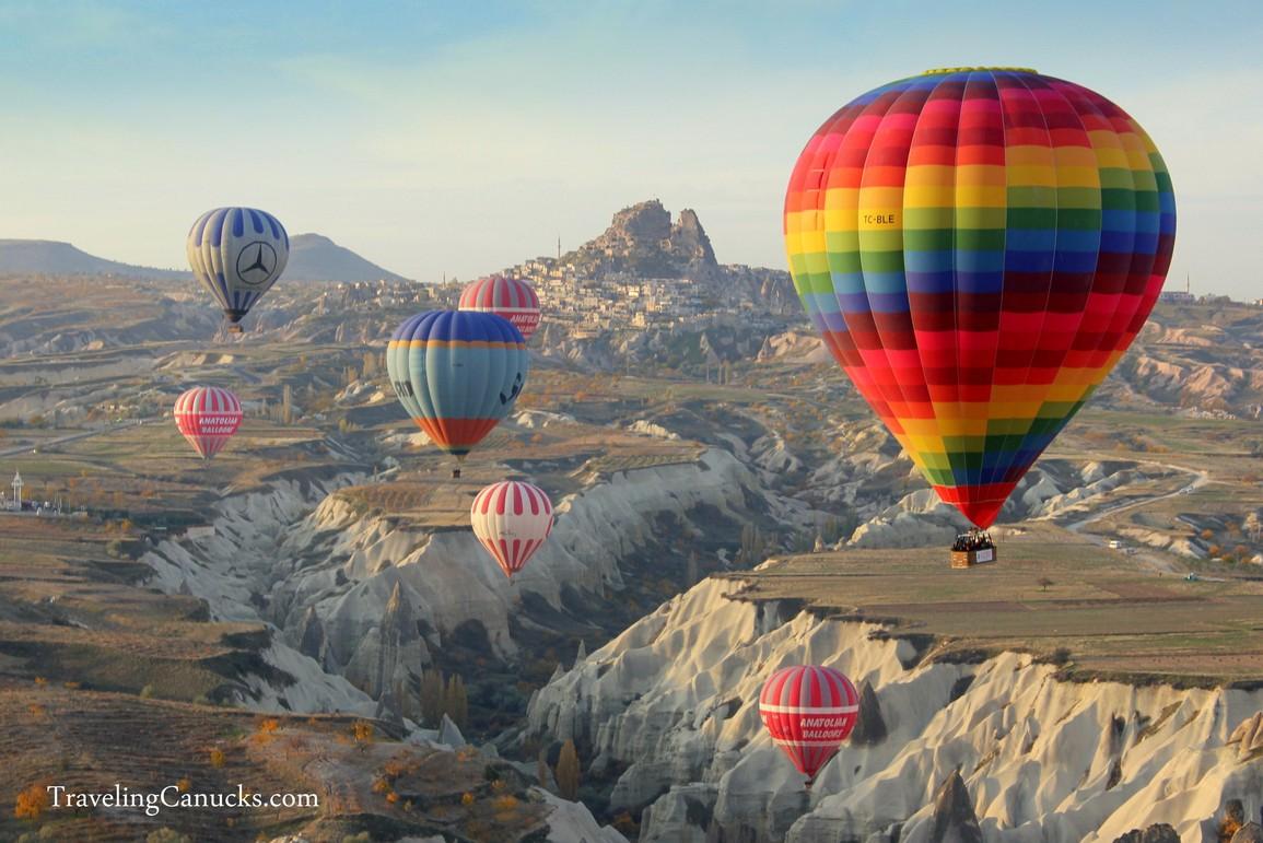 Balloon Tour Grand Canyon