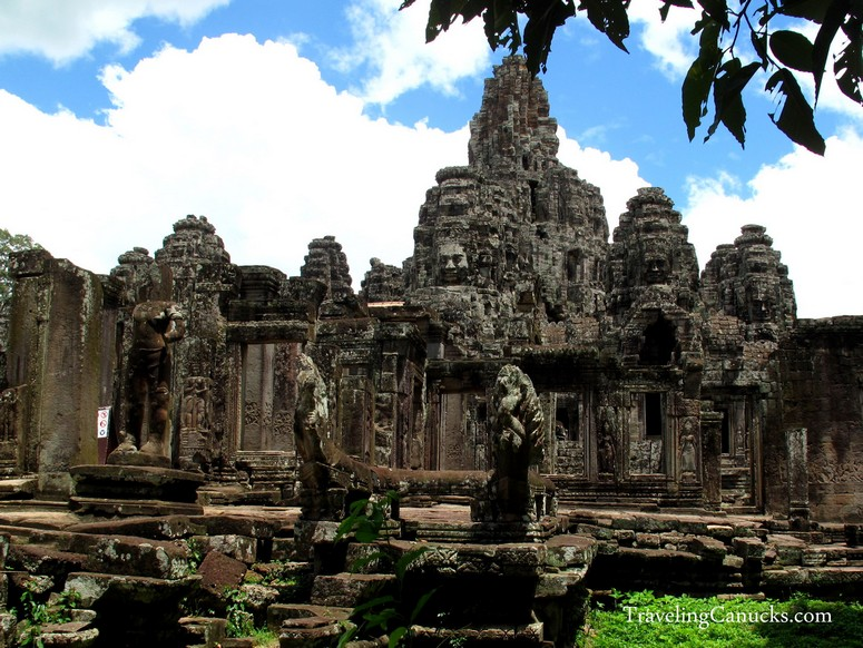 Pictures from the Temples of Angkor in Cambodia