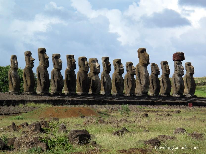 Easter-Island-Maoi-Statues