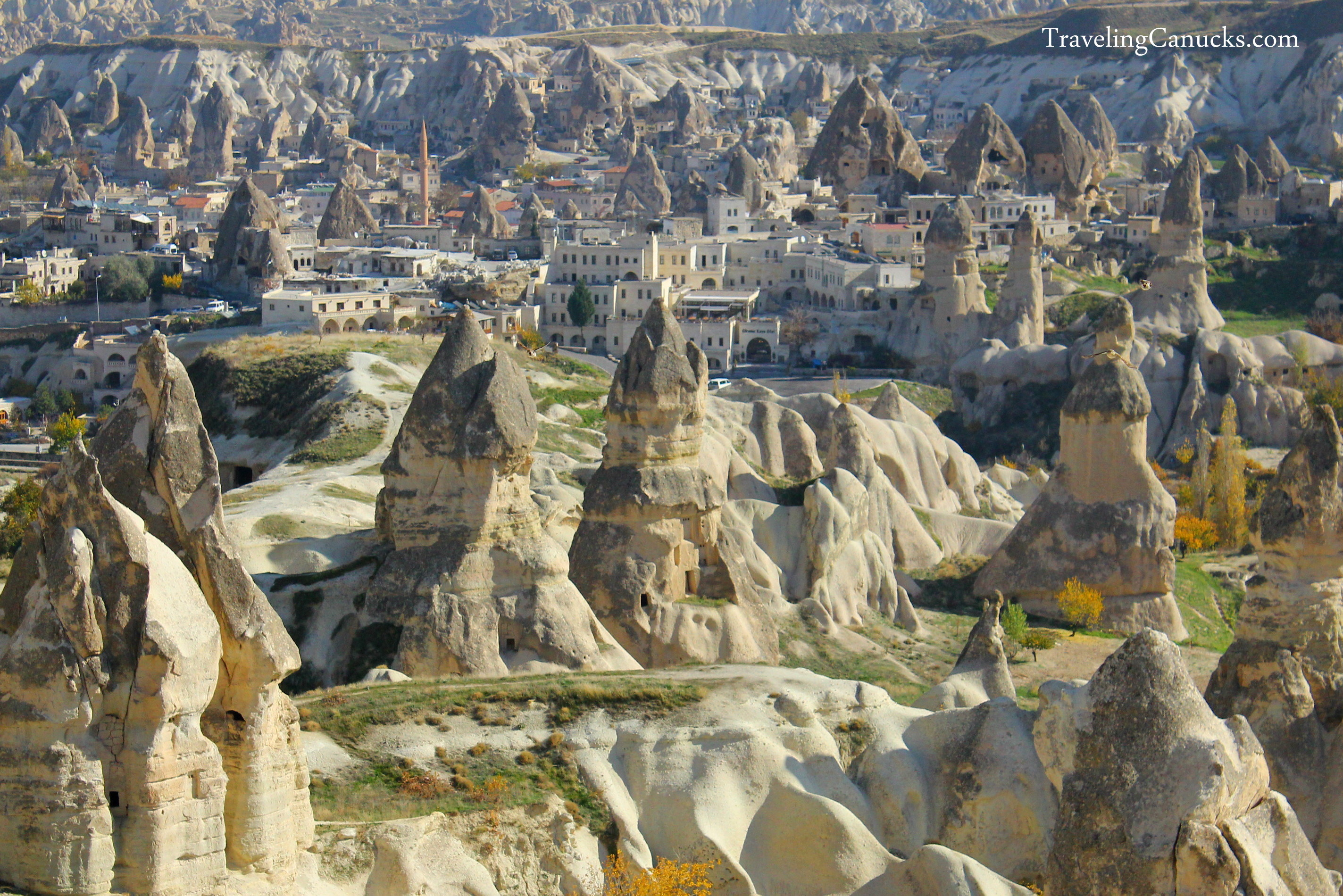 Goreme Turkey  city photos gallery : goreme town cappadocia turkey
