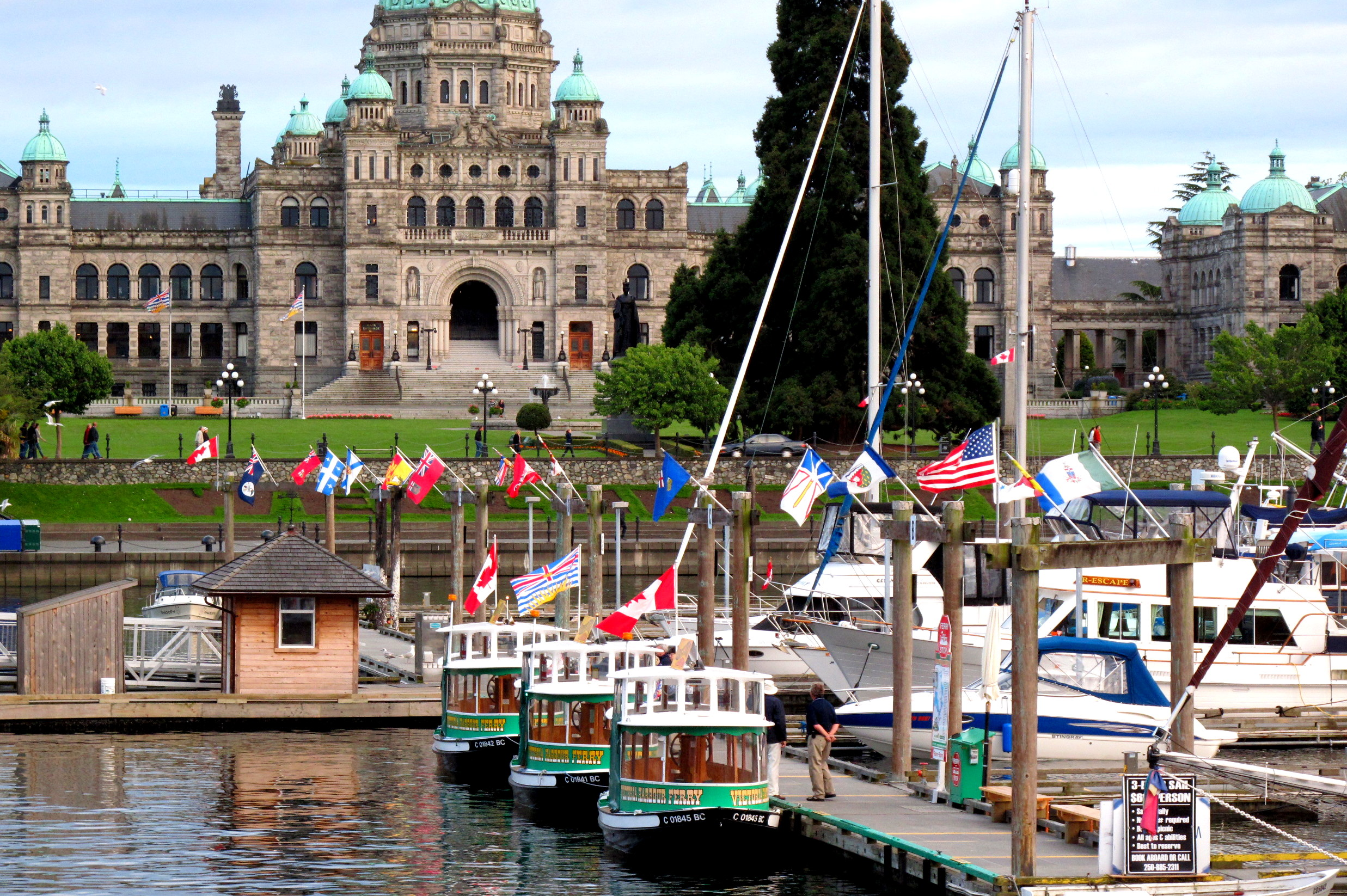The Best Things To Do In Victoria British Columbia For First Time Visitors