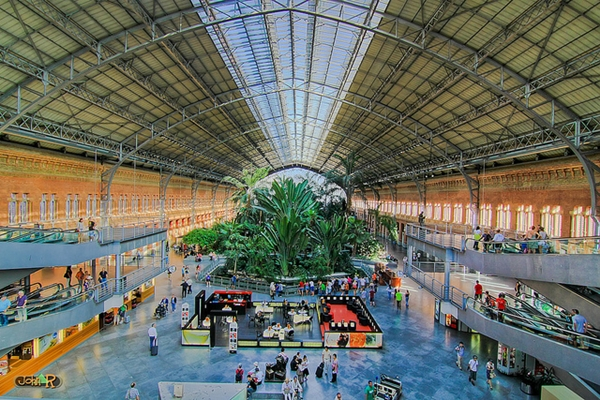 Top 10 Greatest Train Stations In Europe