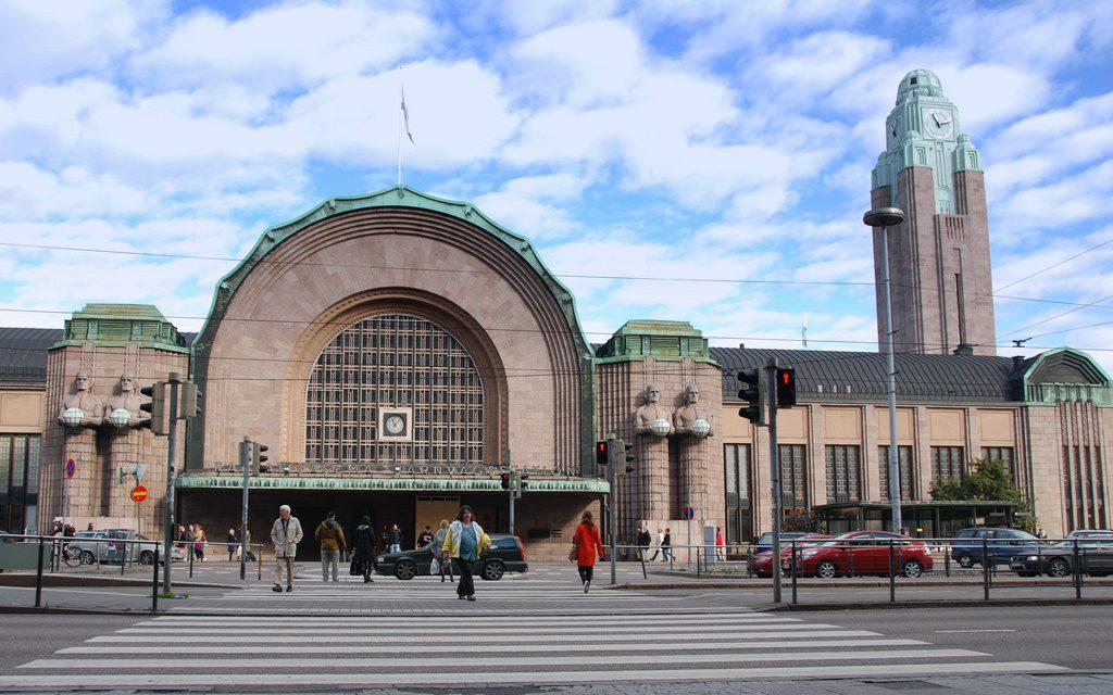 Forex helsinki railway station