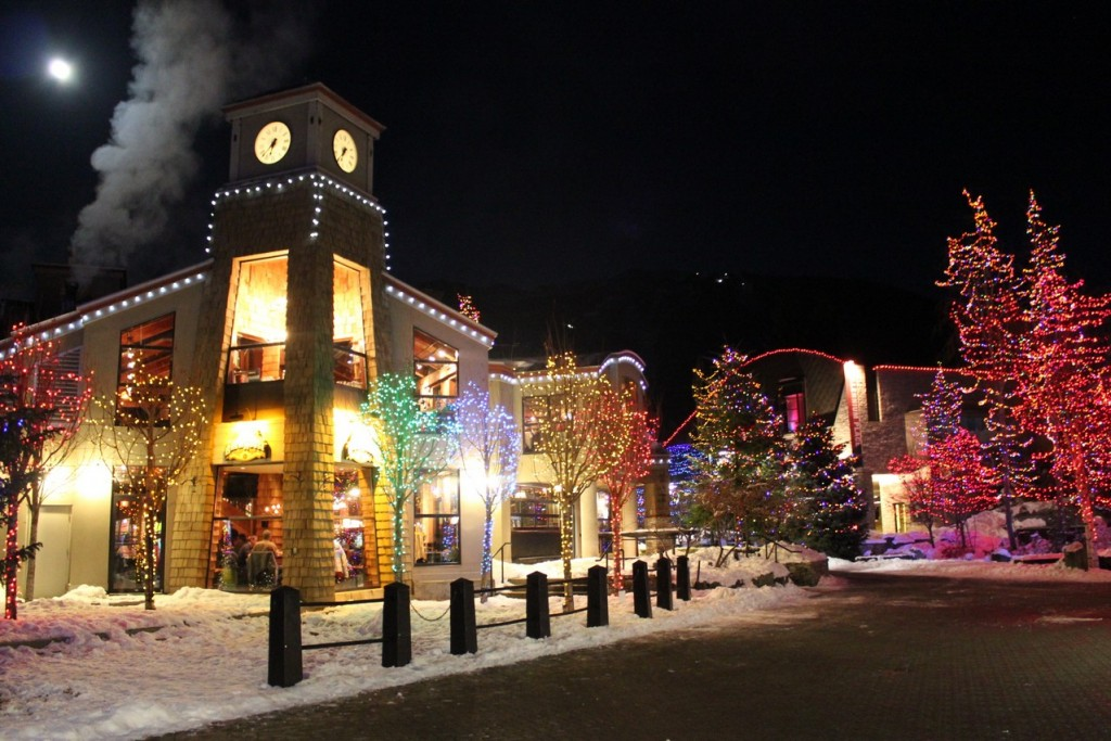 christmas-lights-in-whistler-village-british-columbia