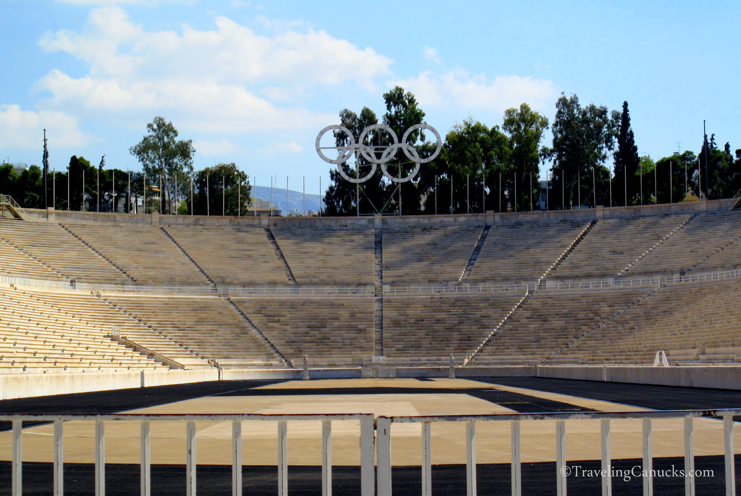 Photo of the Week: Original Olympic Stadium in Athens