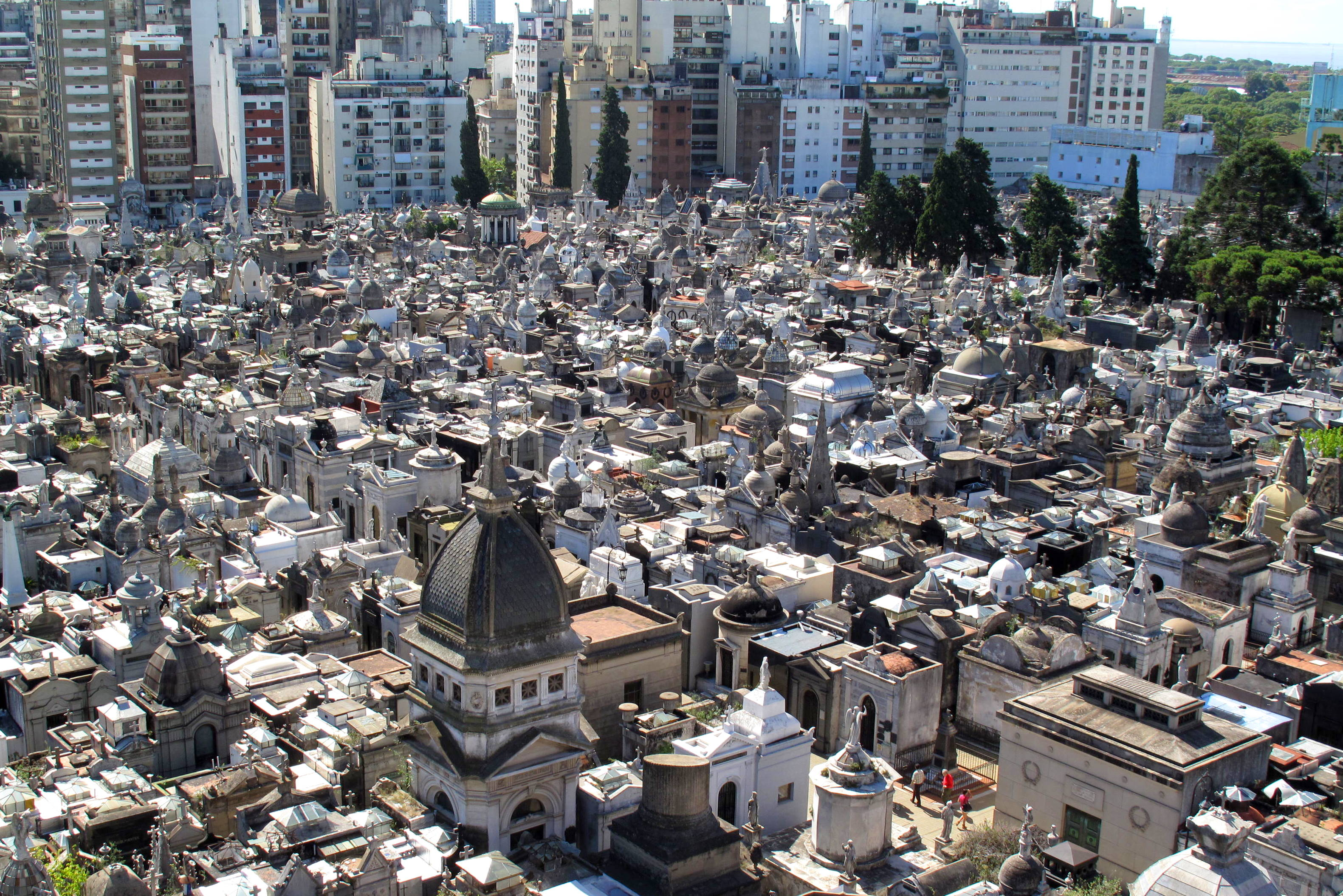 Photo of the Week: The World's Coolest Cemetery