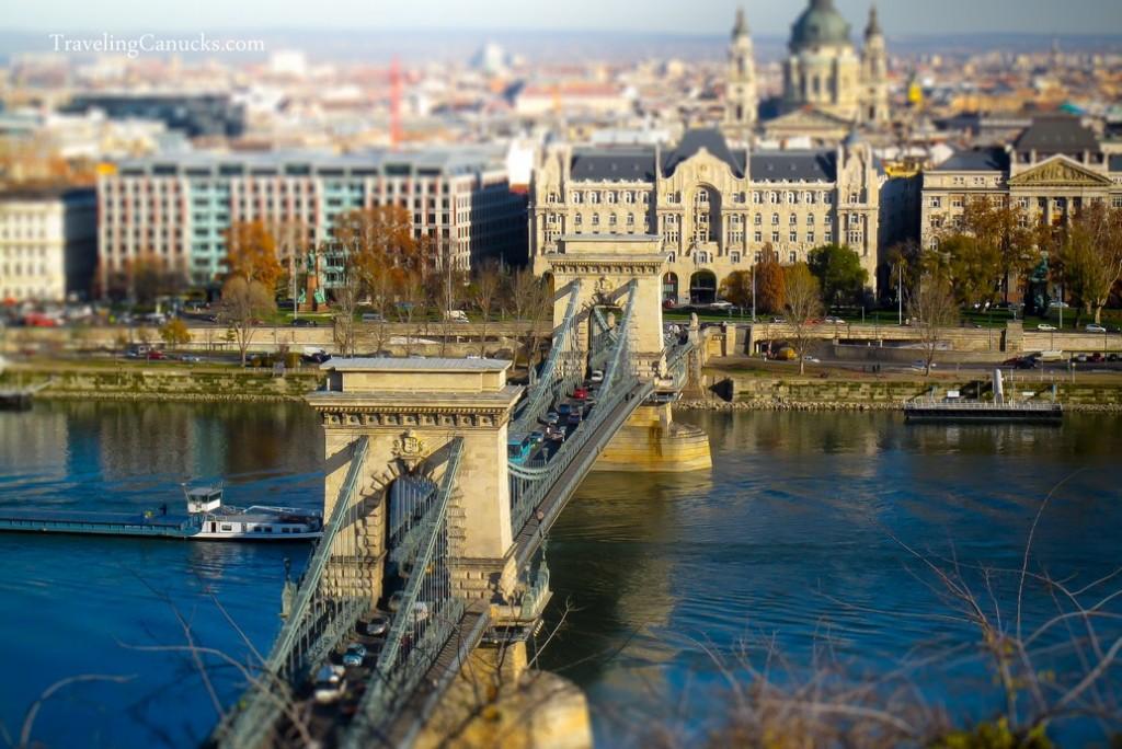 Bridge, Budapest, Hungary