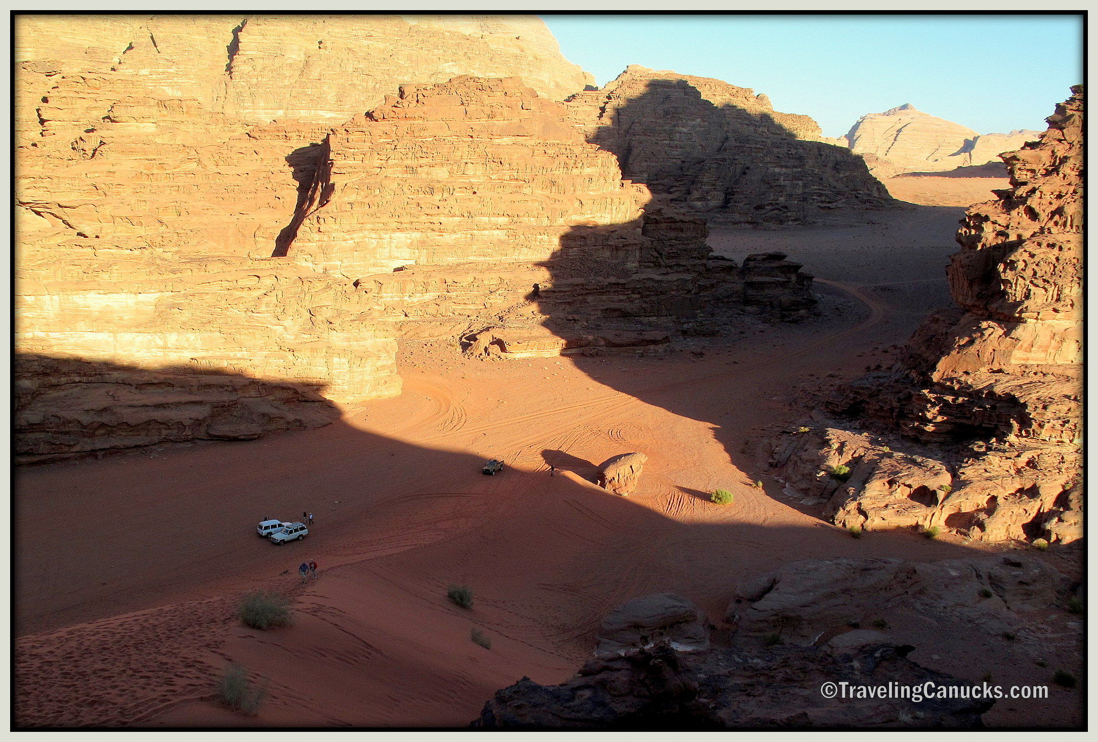 Photo of the Week: The Valley of the Moon, Jordan