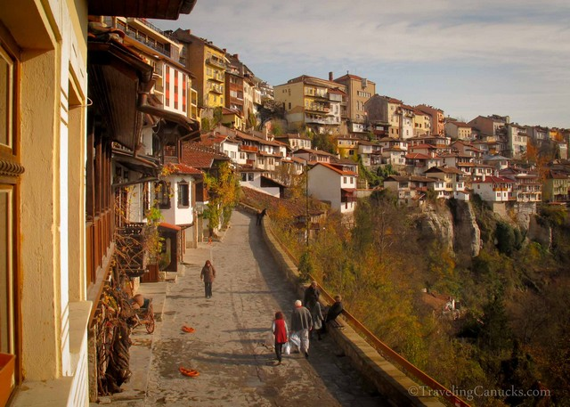 Veliko Tarnovo, Bulgaria, European Cities