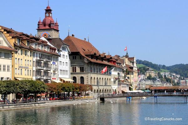 Luzern Switzerland We Love Surprises