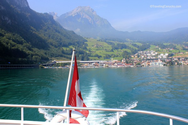 From Our Lens – Cruising Around Lake Lucerne