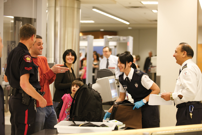 Unusual Discoveries made by Airport Screening Officers in 2012
