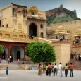 Amber Palace in Rajasthan, India This week's travel photo was captured at the entrance to the magnificent Amber Palace (also known as Amer Fort), located about...