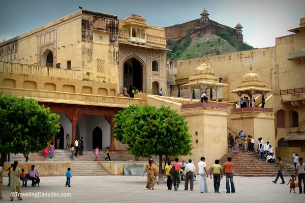 Photo of the Week: Amber Palace in Rajasthan, India