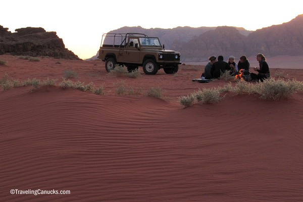 Photo of the Week: Finding Serenity in Wadi Rum