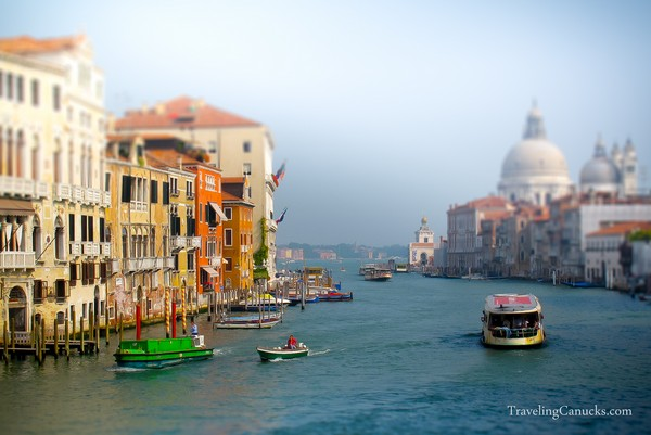 Photo of the Week: Grand Canal in Venice, Italy