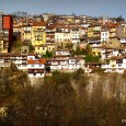 We captured this week's travel photo while wandering around the Old Town of Veliko Tarnovo, one of Bulgaria's oldest and most interesting towns