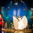 It's not every day we get the VIP treatment to the hottest ticket in town, so we were thrilled to attend the premiere of Cirque du Soleil's newest performance - Amaluna