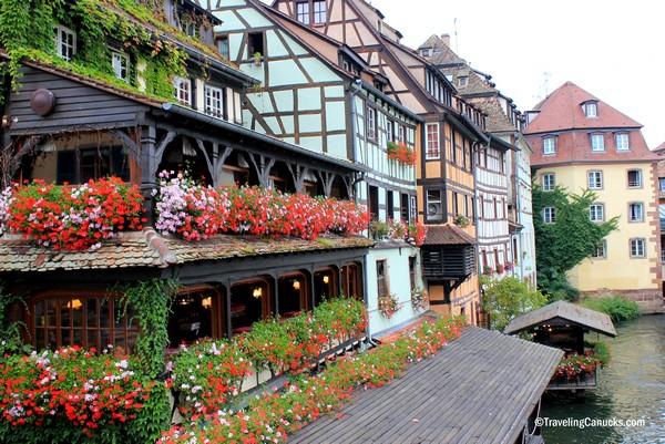 Strasbourg Restaurant La Petite France