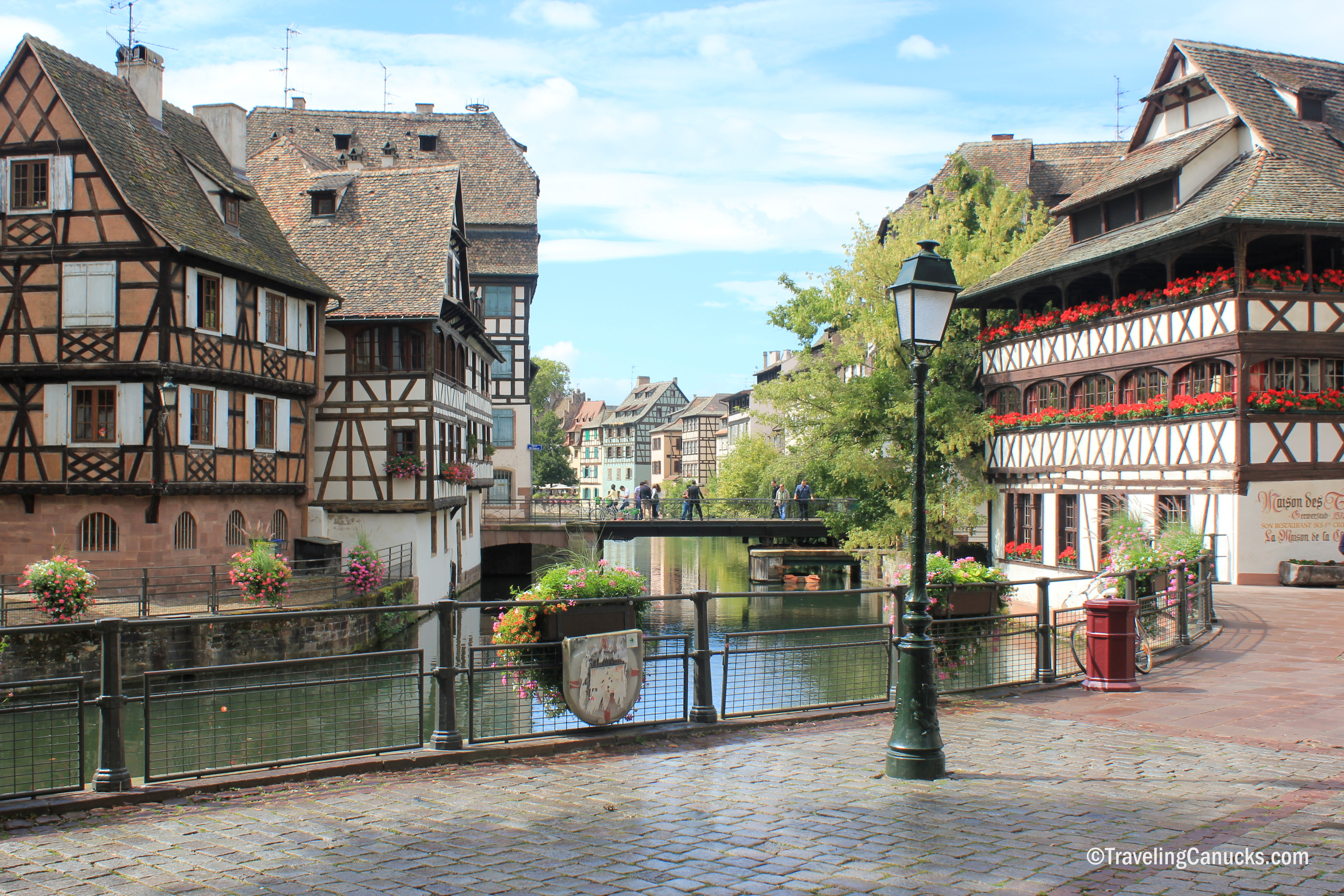 Strasbourg's Cutest Neighbourhood - Le Petite France