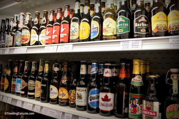 Beer Around the World