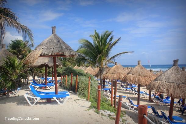 Beach At The Gran Bahia Principe Aal Mexico