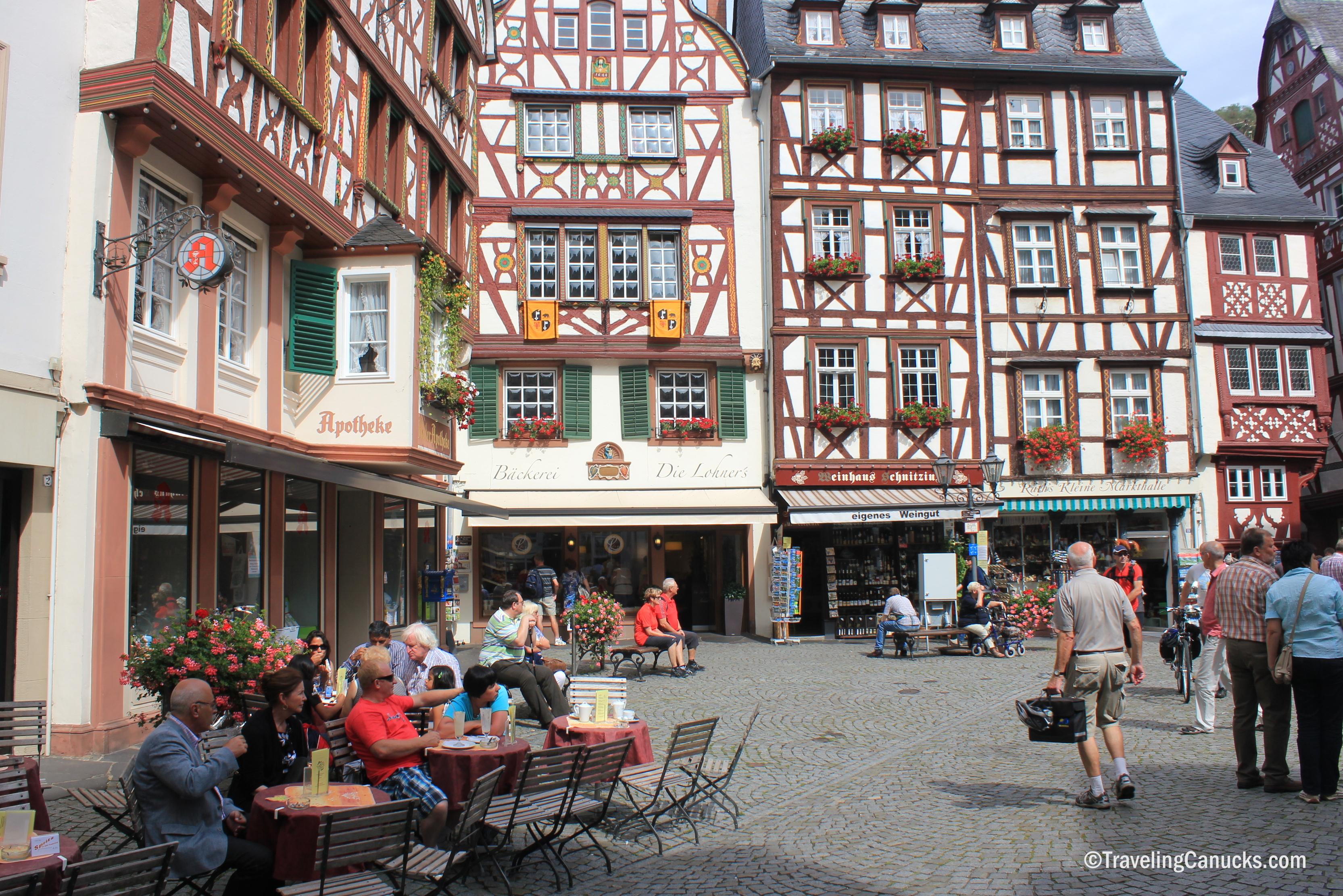 Photo of the Week: The Cute Village of Bernkastel
