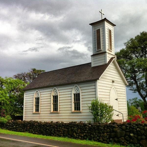 St Joseph Catholic Church, Molokai