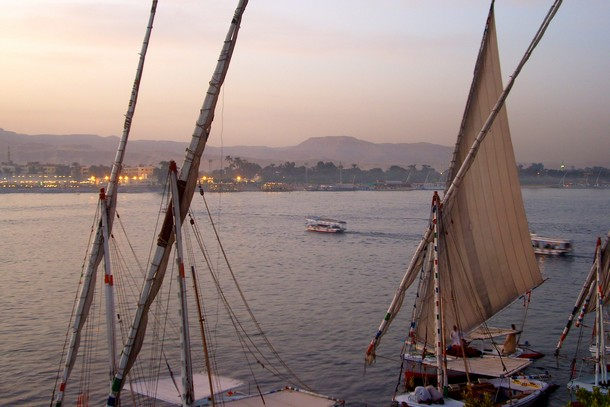 Nile River, Luxor