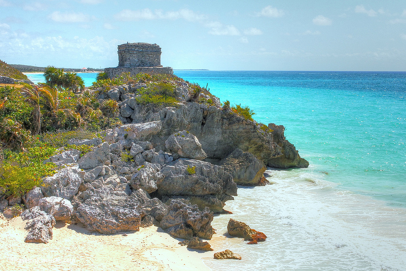 Photo of the Week: Templo Dios del Viento in Tulum
