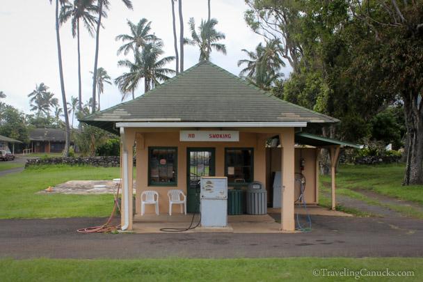 Kalaupapa Town, Molokai, Hawaii