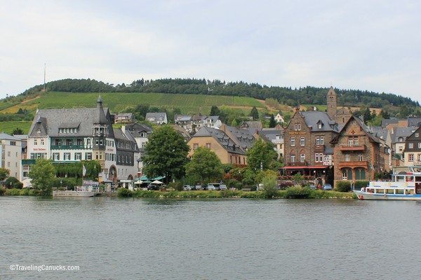 Traben-Trarbach, Mosel Valley, Germany, Europe