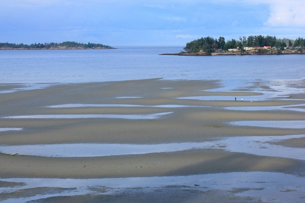 Parksville Beach, Vancouver Island, British Columbia