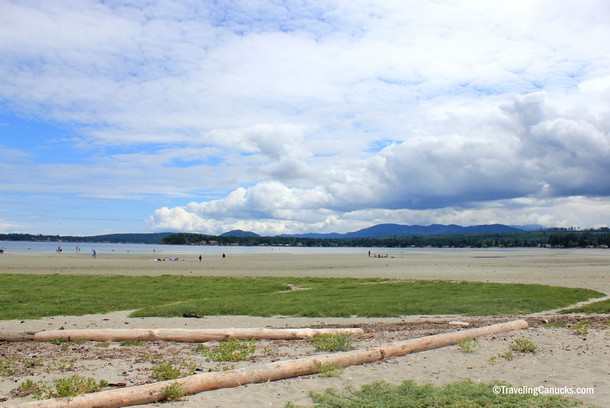 Parksville Beach, Vancouver Island, British Columbia