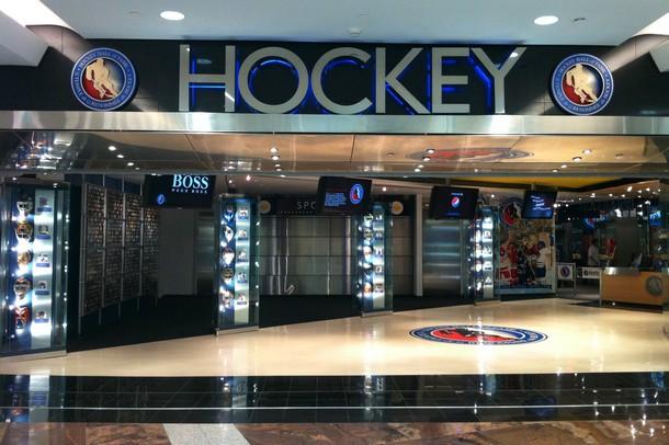 Hockey Hall of Fame Toronto Ontario