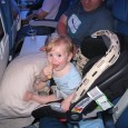 The flight from hell. Yup, we're THOSE people It finally happened. Remember when we told you that Baby B was great on airplanes? That he...
