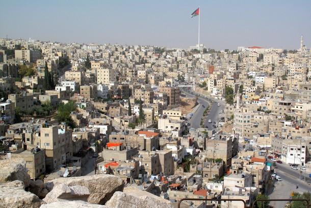 Amman, Jordan, Middle East