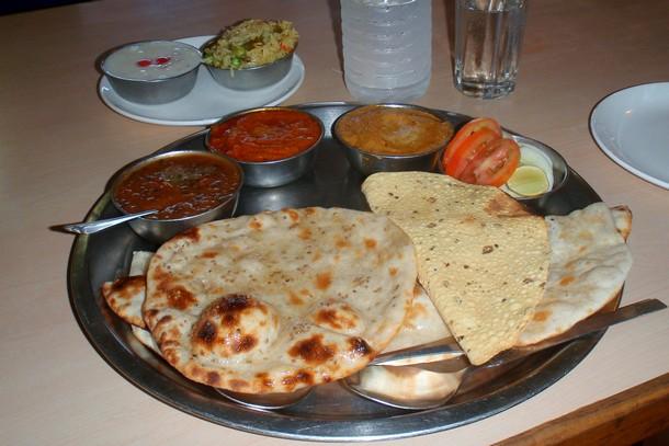 South Indian food, Jaipur, India