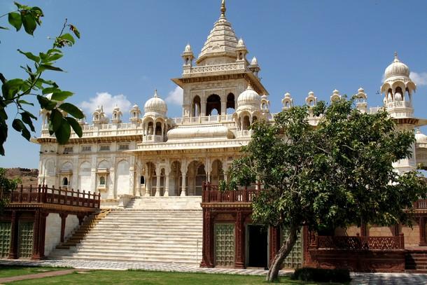 Jaswant Thada, White Palace, Jodhpur, India