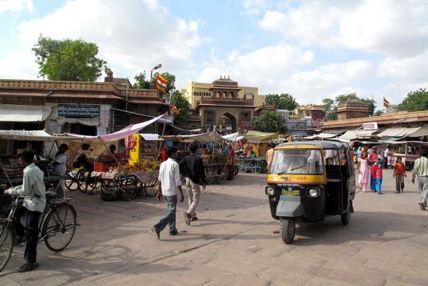 Tuk Tuk, Jodhpur, Rajasthan, India